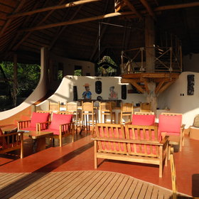 Tongole is a fairly new luxury lodge in Malawi's Nkhotakota Game Reserve