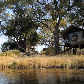 Nkasa Lupala is located on Lupala island in Namibia's Caprivi Strip...