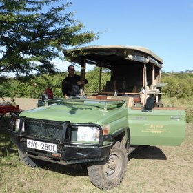 Activities at Mara Plains Camp are varied and include game drives, visits to a local village...