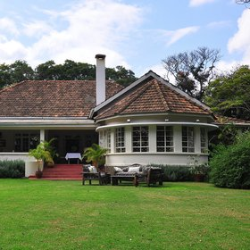 Legendary Lodge is located close to Arusha airport and is set in lush gardens ...