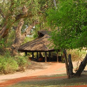 Nsefu is Luangwa's oldest camp.