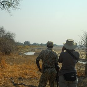...or walking safaris, you will often stop to photograph the stunning landscape...