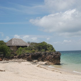Azura Quilalea is located on its own private island.