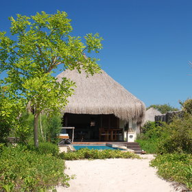Azura Benguerra is one of the most luxurious properties in the Bazaruto Archipelago.