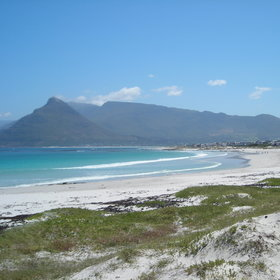 The Long Beach is located beside one of Cape Towns best beaches.