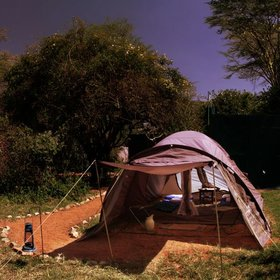Ol Kinyei Adventure Camp is located in the exclusive Ol Kinyei Conservancy.