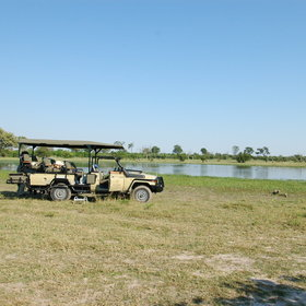 Activities here focus on two game drives a day in open 4WD vehicles....