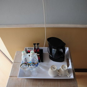 …tea and coffee facilities…