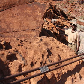 Discover the World Heritage Site of Twyfelfontein…