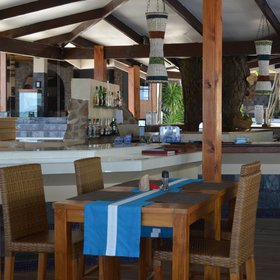 The resort offers two restaurants, The Hibiscus Restaurant…