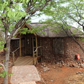 Ongava Lodge, which was the original 'luxury game lodge' near Etosha,...