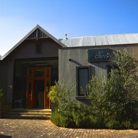 The Olive Exclusive is a luxury boutique hotel in the suburb of Klein Windhoek.