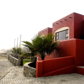 Island Cottage in Luderitz...