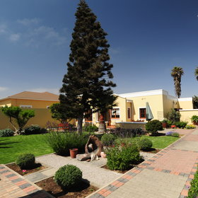 The Cornerstone Guesthouse is situated in Swakopmund near the town-centre…