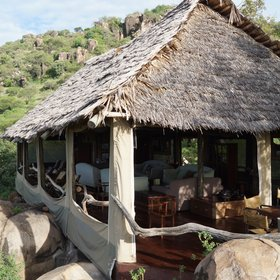 Serengeti Pioneer Camp is located in south central Serengeti National Park.