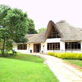 Ngorongoro Farmhouse is a pretty haven, conveniently close to the Ngorogoro Crater.