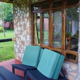 … or relax on you own private veranda …