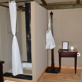 ... en-suite bathroom with complimentary soaps and lotions as a lovely extra…