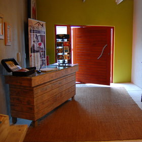 The Organic Square Guesthouse is located in the centre of Swakopmund.