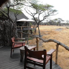 The Onguma Tree Top Camp is perfect for those seeking more privacy and peace.