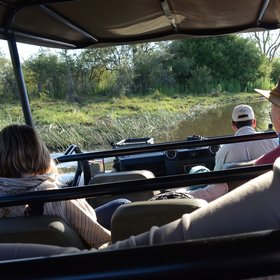 Activities focus on game drives to explore this pretty and productive concession where...