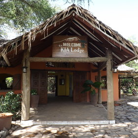 Kia Lodge is situated right next to Kilimanjaro International Airport…