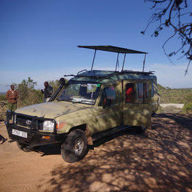 Activities at the Migration camp mainly focus on exploring the national park by 4WD.