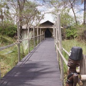 Chem Chem is set in its own concession close to the Tarangire National Park.