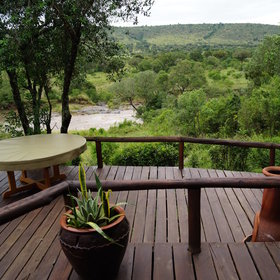 Serian is located in the Mara North Conservancy…