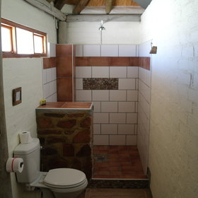 ...and en suite bathrooms.