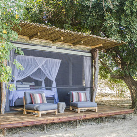 Little Ruckomechi is a new camp in a private concession, close to Mana Pools.