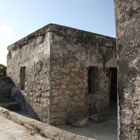 "Explore the ruins with the guided ""Ibo of old"" experience walk."