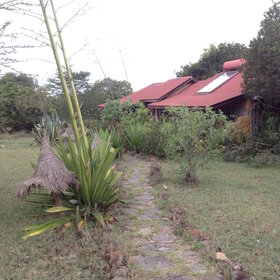 The Sandai Lodge is a perfect base to visit the wildlife-rich areas nearby…