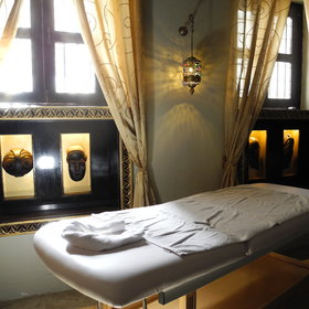 The newest addition to the Zanzibar Palace Hotel is the spa.