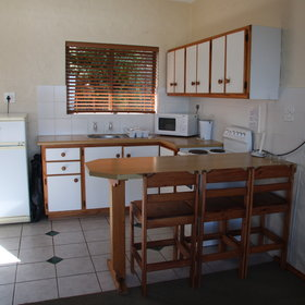 Few accommodations are self-catering, with shared facilities such as a kitchen...