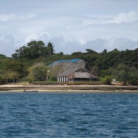 Chole Mjini Lodge is situated on the northern side of Chole Island.