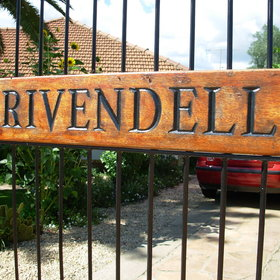 Rivendell Guesthouse is situated in one of Windhoek's many suburbs.