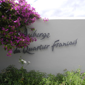 Le Quartier Francais is a hotel in Franshhoek, the city of South Africa's Winelands.
