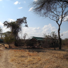 All around, Ruaha National Park is a superb wilderness in the remote heart of Tanzania.