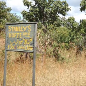 In the heart of Mikumi National Park is Stanley's Kopje...