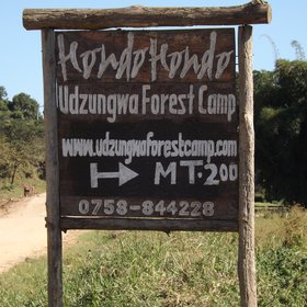 Udzungwa Forest Camp
