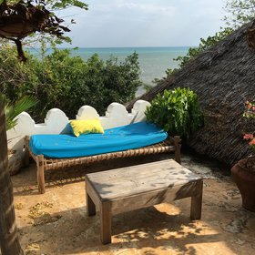 Fumba is a pretty and secluded beach lodge on the south-west coast of Zanzibar.