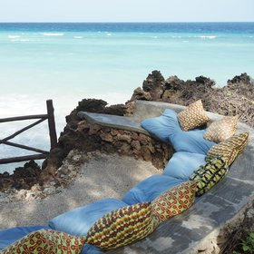 Unguja Lodge is a relaxing beach lodge on Zanzibar's south-west coast.
