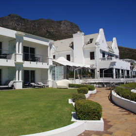 The Twelve Apostles Hotel and Spa is in a great location