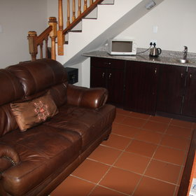 and those with lounges have a comfy sofa and kitchenette