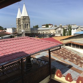Jafferji House occupies a central location in Stone Town…