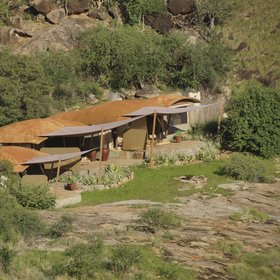 Family Villa 1a-1b is the closest to the central parts of the lodge…