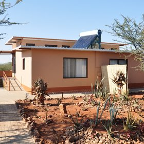 Cheetah View Lodge is the Cheetah Conservation Fund's new lodge situated in the central highlands.