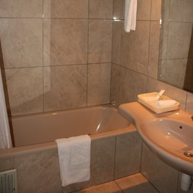 All rooms have an en-suite bathroom.