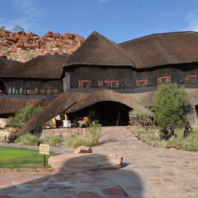 Twyfelfontein Country Lodge...
